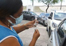Vacinação contra Covid-19 tem horário estendido até 20h neste sábado (1º)