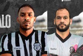 Treze anuncia novas contratações; elenco treinado por Marcelinho Paraíba tem 15 jogadores