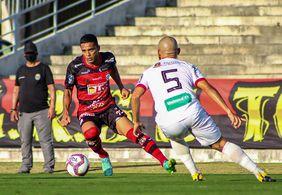 Campinense bate Guarany e leva vantagem para jogo da volta