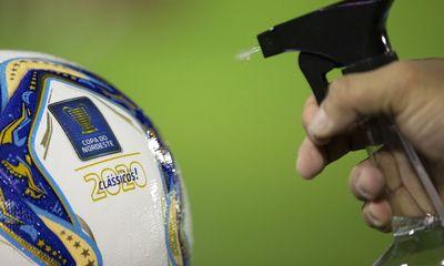 CBF diz que protocolo do futebol pode ter mudanças
