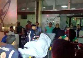 Polícia prende suspeito de cravar faca nas costas da companheira no interior da PB