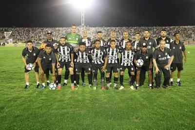 Treze perde para Figueirense e é eliminado na Copa do Brasil