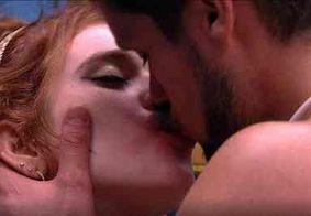 Após beijar Breno, Ana Clara é repreendida pelos pais no BBB18