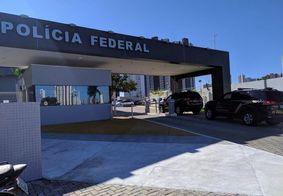 Sede da Polícia Federal, em João Pessoa (PB)