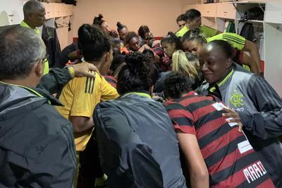 Atleta do Flamengo testa positivo para Covid-19