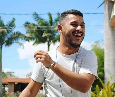 Cantor de quadrilha junina morre aos 26 anos de Covid na PB