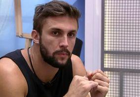 Arthur afirma que não vai revelar voto para Gilberto