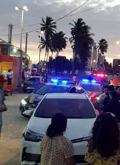 Motorista foge de blitz da PRF e é preso após perseguição, na Grande João Pessoa