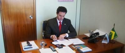 Paraibano é eleito como 1º vice-presidente do Senado Federal