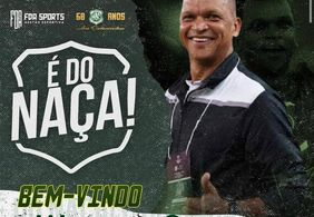 Warley Silva é anunciado como treinador do Nacional de Patos