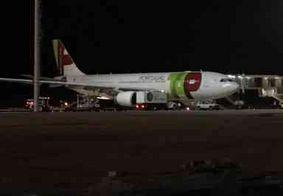 Ricardo Coutinho recebe voz de prisão ao desembarcar em aeroporto de Natal
