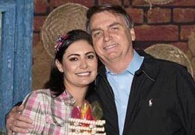 """Bolsonaro faz """"arraiá"""" junino no Alvorada, com direito a muito forró"""