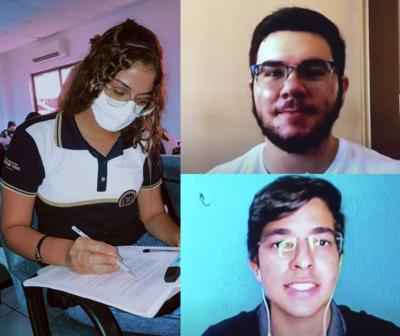 Alunos da Paraíba obtém notas máximas no Enem