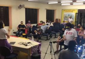 PSOL faz convenção e lança Pablo Honorato como candidato a prefeito de João Pessoa