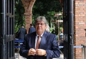 João fala à imprensa sobre 'Calvário' e decide rumo do sistema público de saúde nesta segunda (23)