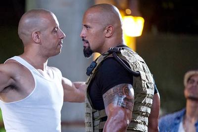 Briga com Vin Diesel? Entenda porquê The Rock não participa de Velozes e Furiosos 9