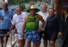 Cinco amigos desaparecem durante viagem de lancha entre Rio e Fortaleza
