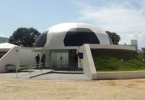 Memorial dedicado a Marta no estádio Rei Pelé está fechado