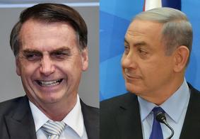 Em primeira visita a Israel, Bolsonaro fecha 6 acordos de cooperação entre os governos