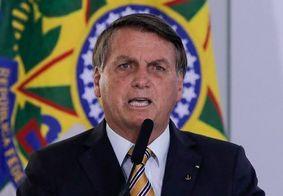 """""""Chega de frescura, de mimimi"""", diz Bolsonaro sobre pandemia"""