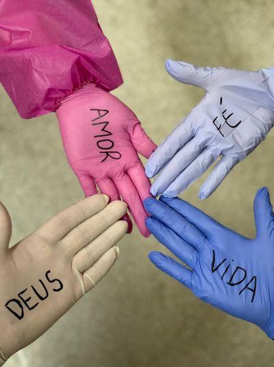 Programa humaniza atendimento para pacientes com Covid em hospital da PB