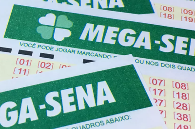 Aposta única leva R$ 76 milhões da Mega-Sena