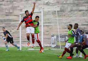 Em jogo marcado por confusão, Campinense vence o Atlético de Cajazeiras