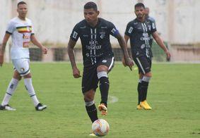 Galo segue se preparando para a estreia na Copa do Nordeste