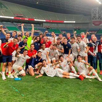 Espanha vence Japão e está na final das olimpíadas junto ao Brasil