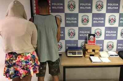 Cheiro de maconha leva polícia a ponto de tráfico em João Pessoa