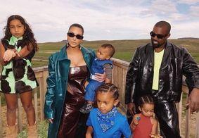 Em meio a divórcio, Kim e Kanye West discordam sobre criação de filhos