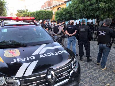 Operação aconteceu nesta quarta-feira (14), no Sertão da Paraíba