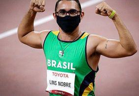 Cícero Nobre conquista Bronze no lançamento de dardos