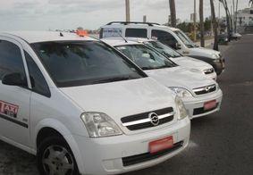 Taxistas da PB cobram aprovação de projetos de auxílio emergencial para categoria
