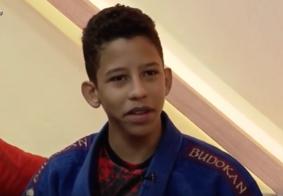 Fábio Filho vai representar a Paraíba no Brasileiro de Judô