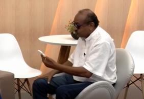 Vídeo: Iêdo Ferreira conta histórias inusitadas de sua passagem na TV Tambaú