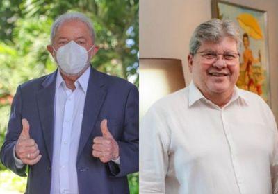 Lula quer conversar com João Azevedo na Paraíba