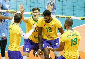 Vôlei: Brasil vence Argentina e conquista o 33º título Sul-Americano