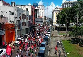 João Pessoa tem manifestação contra Bolsonaro neste sábado (3)