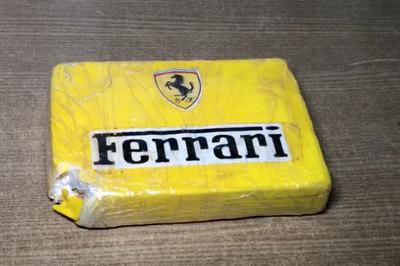 Com mandado de prisão em aberto, suspeito é preso com 'cocaína da Ferrari' em João Pessoa
