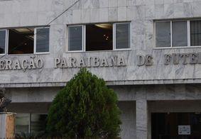 Dirigentes da Federação Paraibana de Futebol e atletas receberam auxílio emergencial