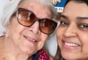 Avó de Preta Gil morre enquanto cantora fazia show no BBB 21