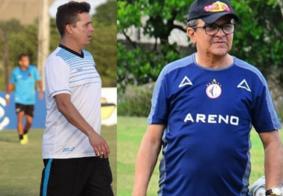 Botafogo-PB e Campinense encerram preparação para grande final do Paraibano 2019