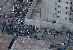 Polícia deflagra megaoperação contra o tráfico de drogas em São Paulo