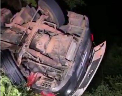 Paraibano morre em acidente no Ceará