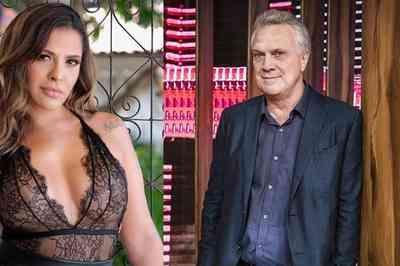 """Ex-BBB conta como foi ficar com Pedro Bial: """"Ele é o máximo"""""""