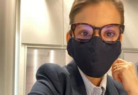 Apresentadora Renata Vasconcellos chama atenção ao mostrar marmitas que leva para o trabalho