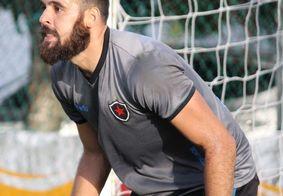 Botafogo-PB anuncia renovação de contrato de goleiro Saulo até 2019