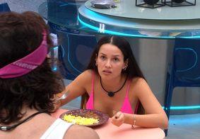 BBB 21   Entenda a briga entre Juliette e Fiuk por causa de cuscuz
