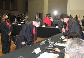 Toma posse novo procurador-geral de Justiça da PB